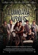 Beautiful Creatures - Finnish Movie Poster (xs thumbnail)