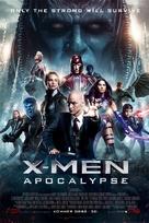 X-Men: Apocalypse - Danish Movie Poster (xs thumbnail)