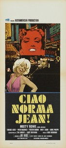 Goodbye, Norma Jean - Italian Movie Poster (xs thumbnail)