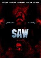 Saw - German Movie Poster (xs thumbnail)