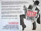 True Stories - British Movie Poster (xs thumbnail)