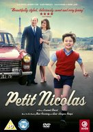 Le petit Nicolas - British DVD cover (xs thumbnail)