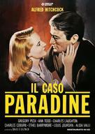 The Paradine Case - Italian Movie Poster (xs thumbnail)