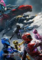 Power Rangers - Venezuelan Movie Poster (xs thumbnail)