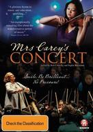 Mrs. Carey's Concert - Australian DVD cover (xs thumbnail)