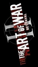 The Art of War II: Betrayal - Logo (xs thumbnail)