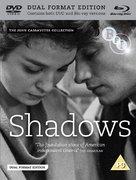 Shadows - British Blu-Ray movie cover (xs thumbnail)