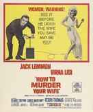 How to Murder Your Wife - Movie Poster (xs thumbnail)