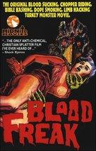 Blood Freak - Dutch Movie Cover (xs thumbnail)