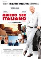 L'Italien - Spanish Movie Poster (xs thumbnail)