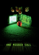 One Missed Call - Movie Poster (xs thumbnail)