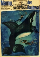 Namu, the Killer Whale - German Movie Poster (xs thumbnail)