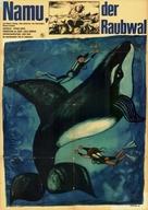 Namu, the Killer Whale - German Movie Poster (xs thumbnail)