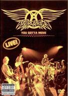Aerosmith: You Gotta Move - DVD movie cover (xs thumbnail)