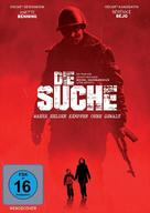The Search - German DVD cover (xs thumbnail)