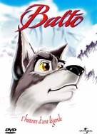 Balto - French DVD cover (xs thumbnail)