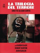 Trilogy of Terror - Italian Movie Cover (xs thumbnail)