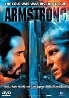 Armstrong - Norwegian DVD movie cover (xs thumbnail)