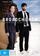 """Broadchurch"" - Australian DVD movie cover (xs thumbnail)"