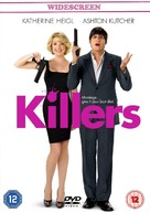 Killers - British Movie Cover (xs thumbnail)