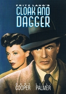 Cloak and Dagger - DVD movie cover (xs thumbnail)