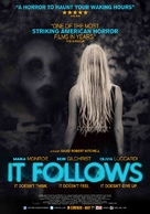 It Follows - Lebanese Movie Poster (xs thumbnail)