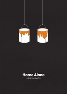 Home Alone - British Homage movie poster (xs thumbnail)