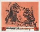 Gigantis: The Fire Monster - Movie Poster (xs thumbnail)