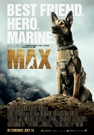 Max - Lebanese Movie Poster (xs thumbnail)