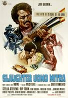 Slaughter - Italian Movie Poster (xs thumbnail)