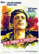 Week-end à Zuydcoote - Spanish Movie Poster (xs thumbnail)