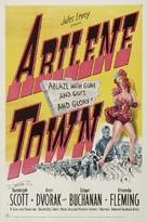Abilene Town - Movie Poster (xs thumbnail)