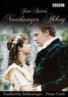 Northanger Abbey - British Movie Cover (xs thumbnail)