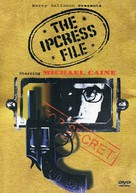 The Ipcress File - DVD cover (xs thumbnail)