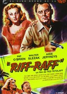 Riffraff - Spanish Movie Cover (xs thumbnail)