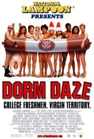 Dorm Daze - Movie Poster (xs thumbnail)