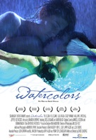 Watercolors - German Movie Poster (xs thumbnail)