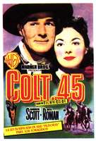 Colt .45 - Spanish Movie Poster (xs thumbnail)