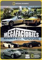 """Megafactories"" - DVD movie cover (xs thumbnail)"