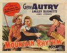 Mountain Rhythm - Movie Poster (xs thumbnail)