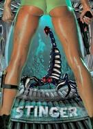 Stinger - Swedish Movie Poster (xs thumbnail)