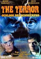 The Terror - German Movie Cover (xs thumbnail)