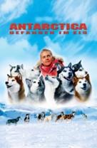 Eight Below - German Movie Poster (xs thumbnail)