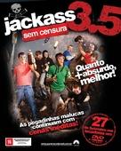 Jackass 3.5 - Brazilian Movie Poster (xs thumbnail)