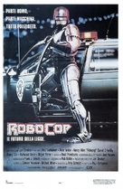RoboCop - Italian Theatrical poster (xs thumbnail)