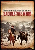 Saddle the Wind - DVD cover (xs thumbnail)