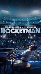 Rocketman - Singaporean Movie Poster (xs thumbnail)