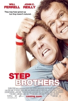 Step Brothers - Movie Poster (xs thumbnail)