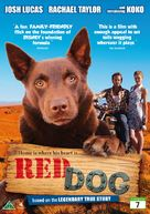 Red Dog - Danish DVD cover (xs thumbnail)