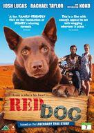 Red Dog - Danish DVD movie cover (xs thumbnail)